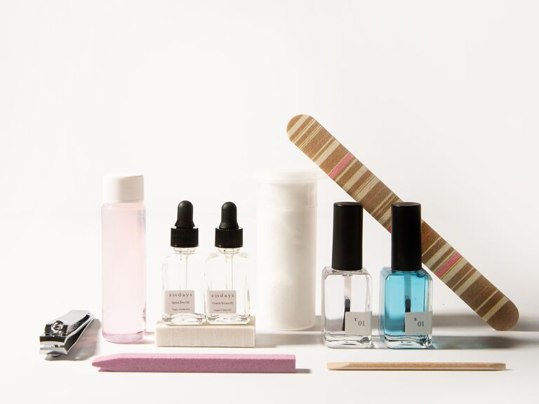 Manicure At Home Kit