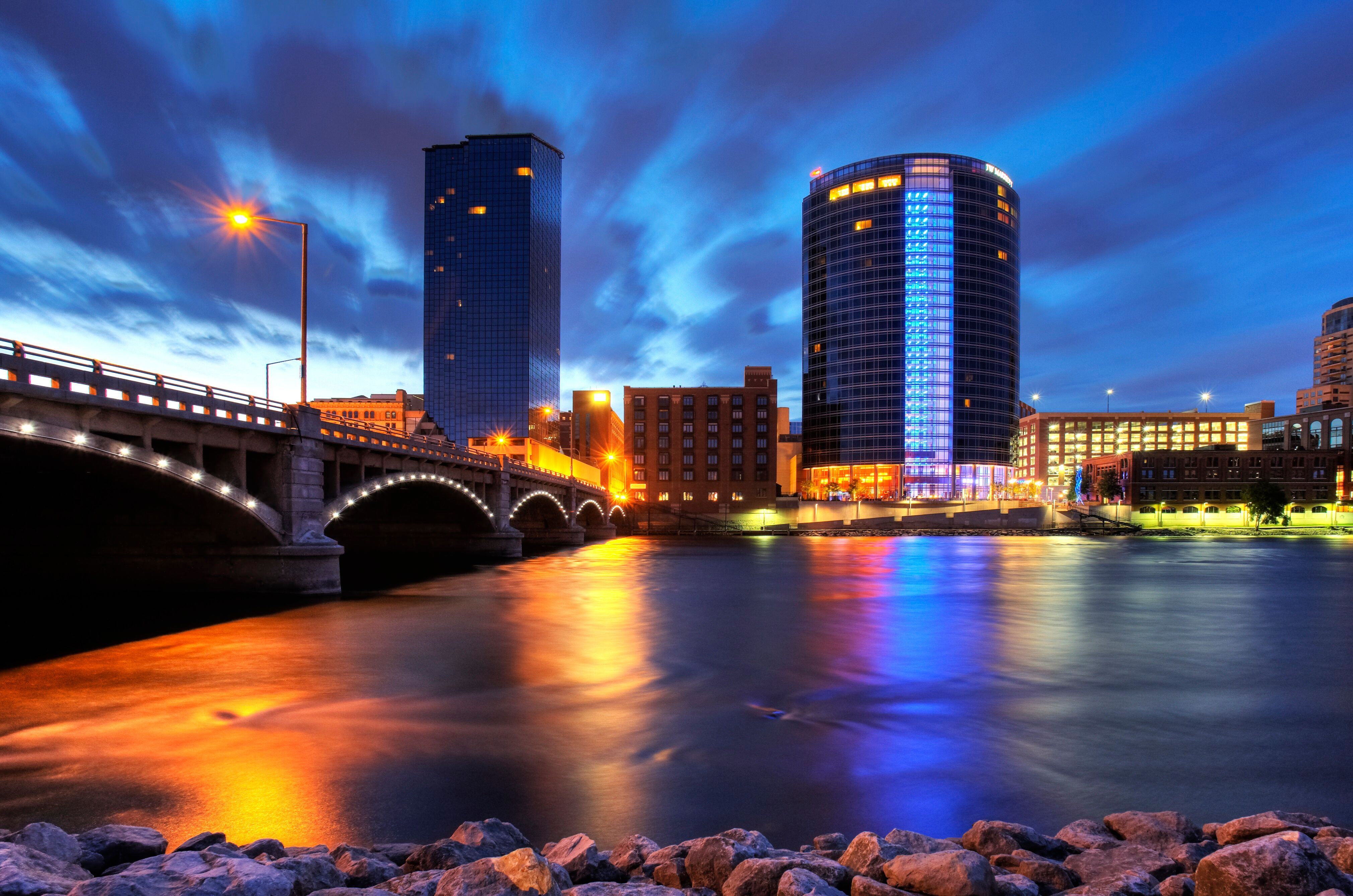JW Marriott Grand Rapids | Reception Venues - Grand Rapids, MI