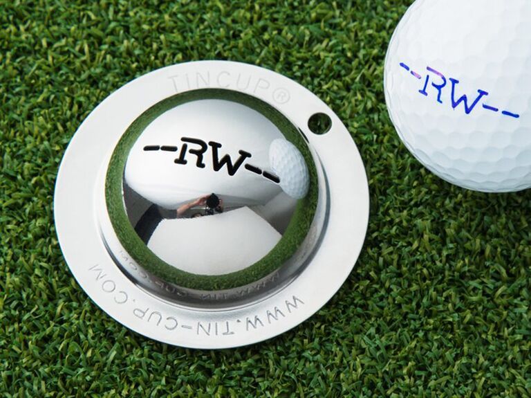 Golf ball marker gift for father-in-law