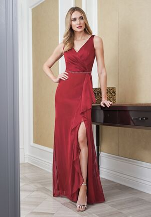Jade Mother of the Bride by Jasmine J215051 Red Mother Of The Bride Dress