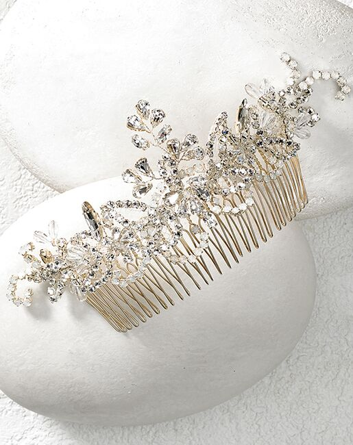 To Have & To Borrow Sophia Silver Headband