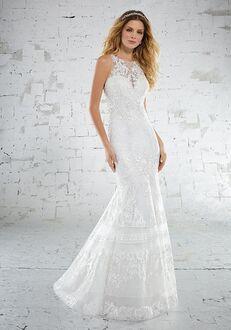 Morilee by Madeline Gardner/Voyage Kristen/6884 Sheath Wedding Dress