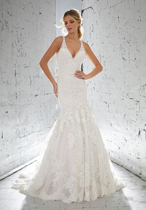 AF Couture: A Division of Morilee by Madeline Gardner 1716 / Liliana Mermaid Wedding Dress