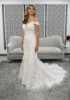 Stella York 7272 Mermaid Wedding Dress