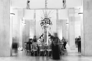 Elegant Terminal Station Reception