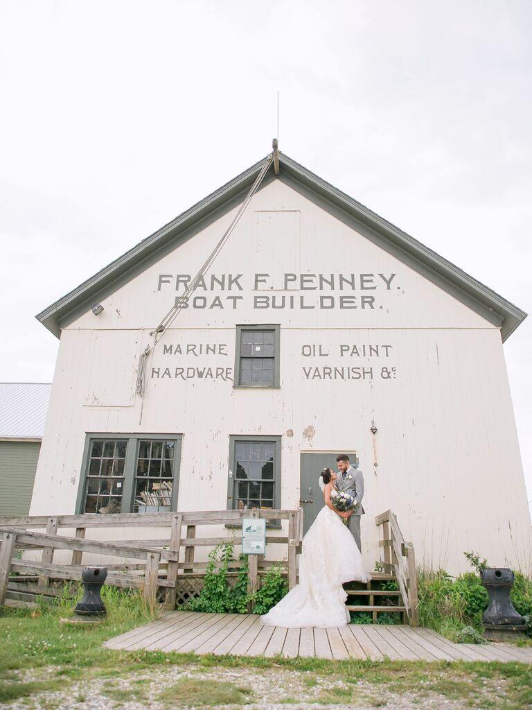 Wedding venue in West Sayville, New York.