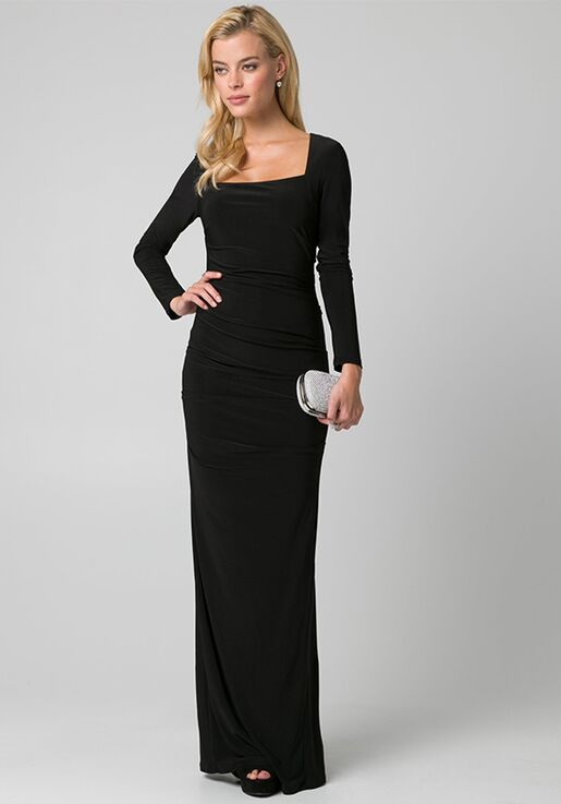 d5c63d67e7c LE CHÂTEAU Wedding Boutique Mother of the Bride Dresses PAOLA 350973 010  Black Mother Of The Bride Dress