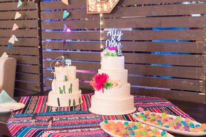 Cusco Blanket Dessert Table