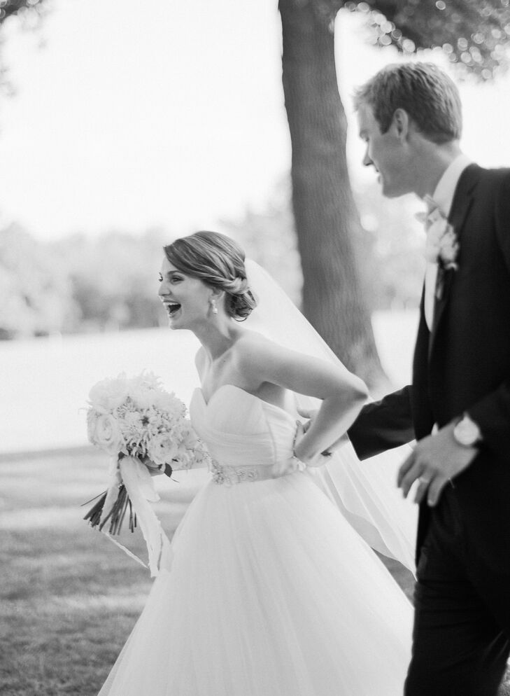 Katie and Teddy Recessional