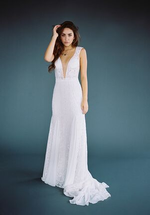Wilderly Bride Nadia Sheath Wedding Dress