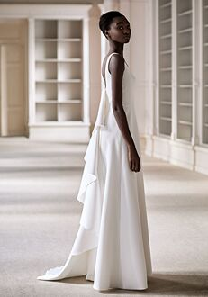 Viktor&Rolf Mariage WILD WATTEAU VOLANT DRESS A-Line Wedding Dress