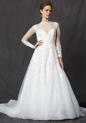 Michelle Roth for Kleinfeld Truly A-Line Wedding Dress