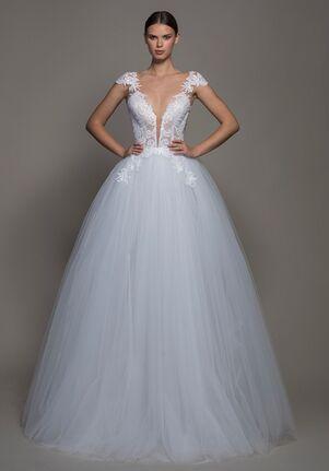 Pnina Tornai for Kleinfeld 4818 Wedding Dress