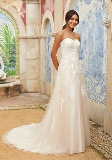 Sincerity Bridal 44245 A-Line Wedding Dress