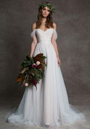 ROMONA New York RB019+CAPE Ball Gown Wedding Dress
