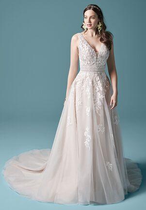 Maggie Sottero RAPHAEL DAWN A-Line Wedding Dress