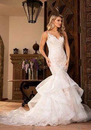 Casablanca Bridal 2391 Jillian Mermaid Wedding Dress