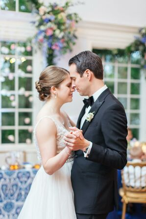 Chesapeake Bay Beach Club First Dance