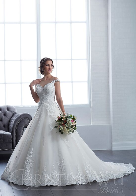 Christina Wu 15657 Wedding Dress - The Knot