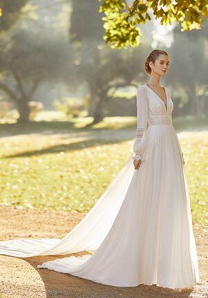 Aire Barcelona KAIRY Sheath Wedding Dress