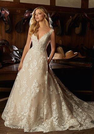 AF Couture: A Division of Morilee by Madeline Gardner Rosalind | 1735 Ball Gown Wedding Dress