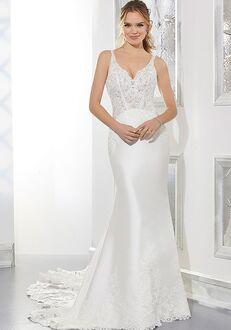 Morilee by Madeline Gardner/Blu Amber Wedding Dress
