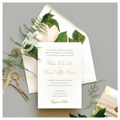 Invitations Paper In Houston Tx The Knot