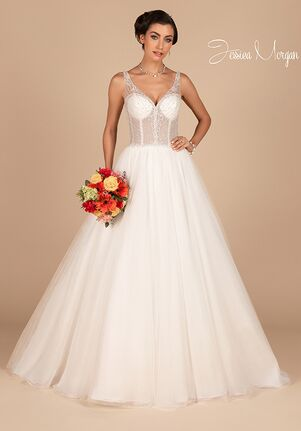 Jessica Morgan HALO, J2063 Ball Gown Wedding Dress