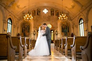 Wedding Portrait at Bella Donna Chapel