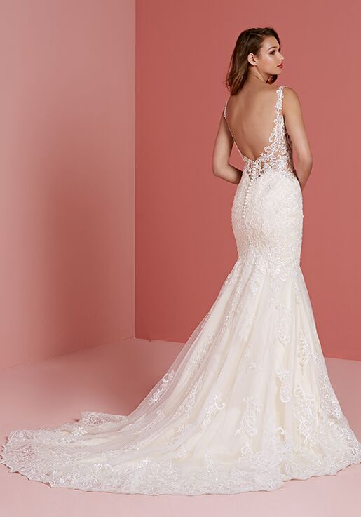 Christina Wu 15757 Mermaid Wedding Dress