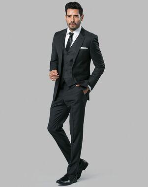 Menguin The Chicago Gray Tuxedo