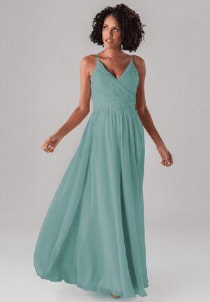 Kennedy Blue Alexis V-Neck Bridesmaid Dress