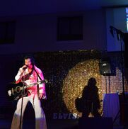 Moultrie, GA Elvis Impersonator | Jeff Vandenberg Rated #1 Georgia/Weddings