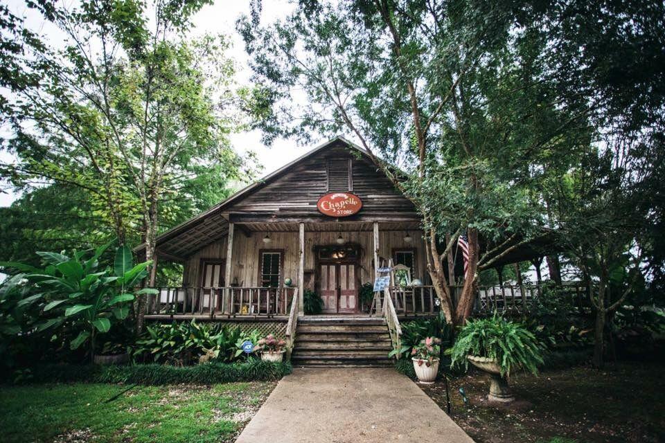 Cypress Grove Wedding Venue Bridal Cottage BB