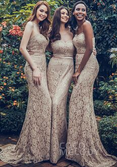 CocoMelody Bridesmaid Dresses PR3584 Sweetheart Bridesmaid Dress