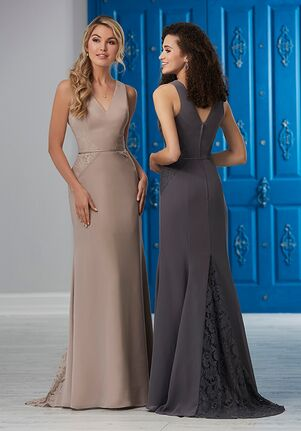 Christina Wu Celebration 22855 V-Neck Bridesmaid Dress