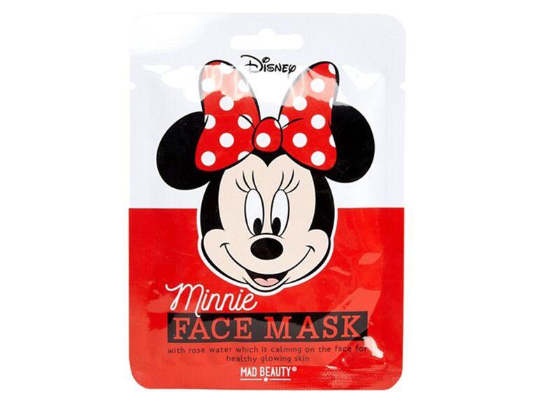Minnie Mouse face mask Disney bachelorette party