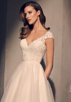 Mikaella 2212 A-Line Wedding Dress