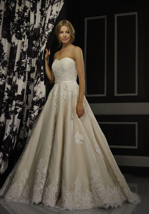 d0405a571f43 Robert Bullock Bride Tansy Wedding Dress | The Knot