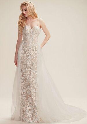 Avery Austin Eliza Sheath Wedding Dress