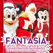Seattle, WA Costumed Character | Fantasia Costumed Characters