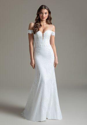 Ti Adora by Allison Webb 72008 Rosalie Sheath Wedding Dress