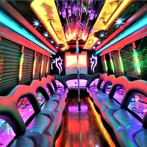 Brooklyn, NY Party Bus | JET-PRO LIMOUSINE & PARTY BUSES