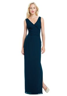 Bill Levkoff 1179 V-Neck Bridesmaid Dress