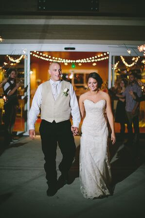 Casual Attire at Kansas City Wedding