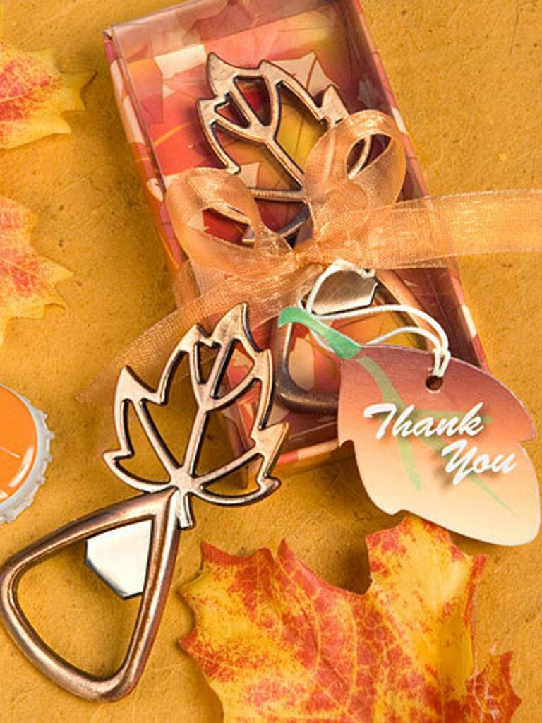 leaf bottle opener