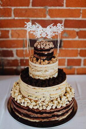 Momofuku Milk Bar Wedding Cake