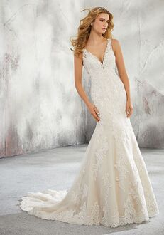 Morilee by Madeline Gardner 8274 / Lana Sheath Wedding Dress