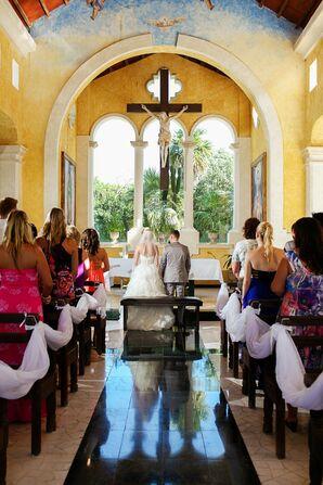 Chapel Wedding Ceremony at Grand Palladium Resort