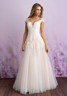 Allure Romance 3117 A-Line Wedding Dress